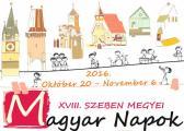 XVIII. Szeben Megyei Magyar Napok
