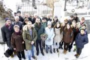 Emlékzarándoklat Medgyesről Kolozsvárra