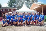 Tinerii maghiari din Mediaș în anul 2016