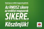 Vasárnap az erdélyi magyarok összefogtak és győztek